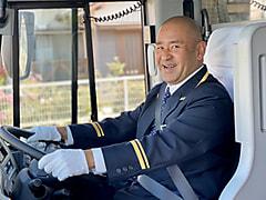 企業バス、観光・貸切バス運転手