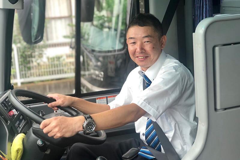 2.企業バス・貸切バス運転手
