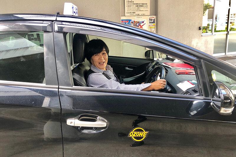 1タクシー運転手
